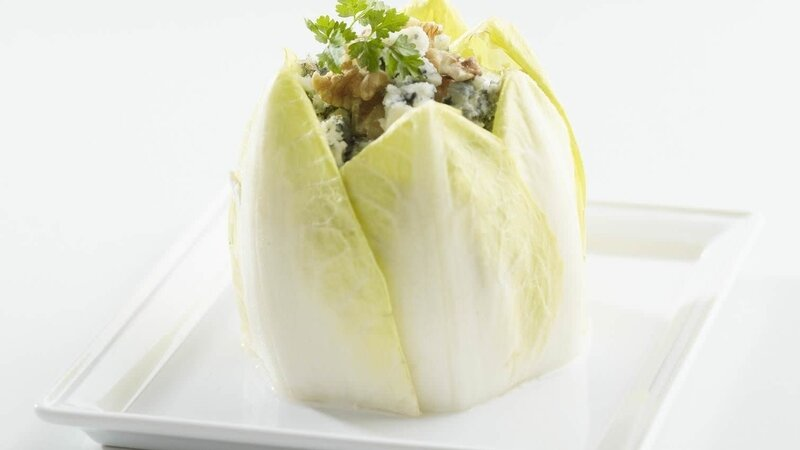 endives avocat roquefort