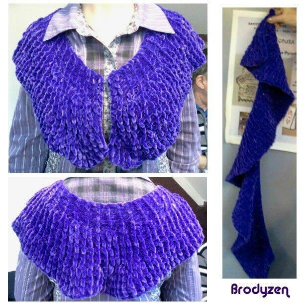 T011_écharpe couvre-épaules