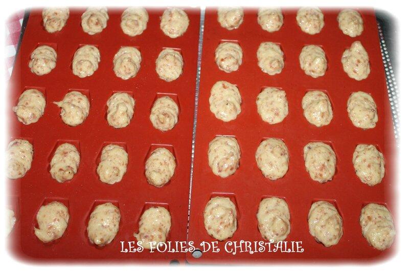 mini madeleines jambon 2