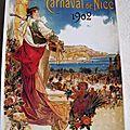 Nice - carnaval de 1902 - N°101346