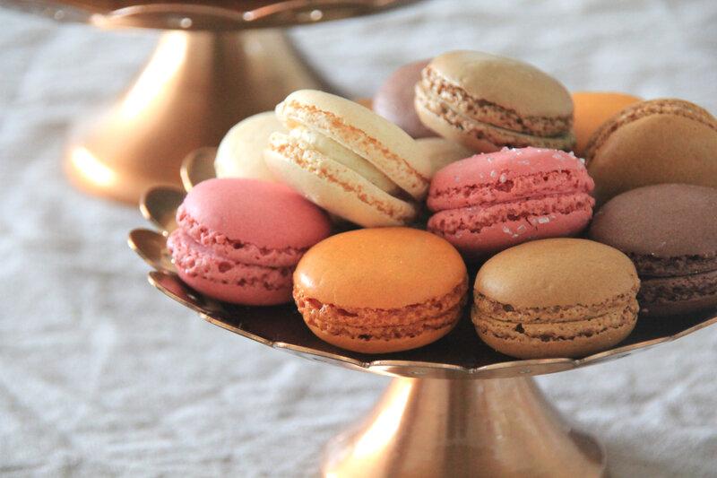 table_de_l_avent_macarons