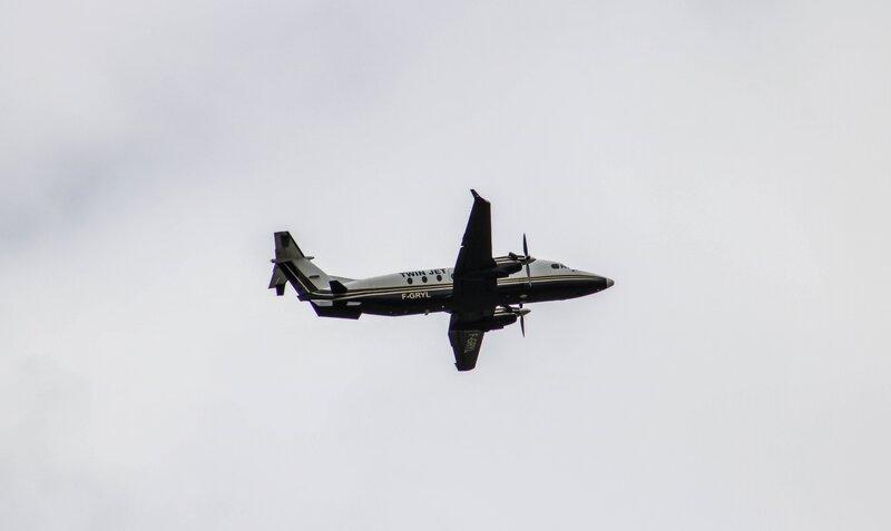 Beech 1900D de Twin Jet