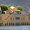 Jaipur, Lake Palace