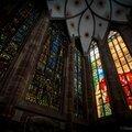 Un nouveau vitrail pour la cathédrale
