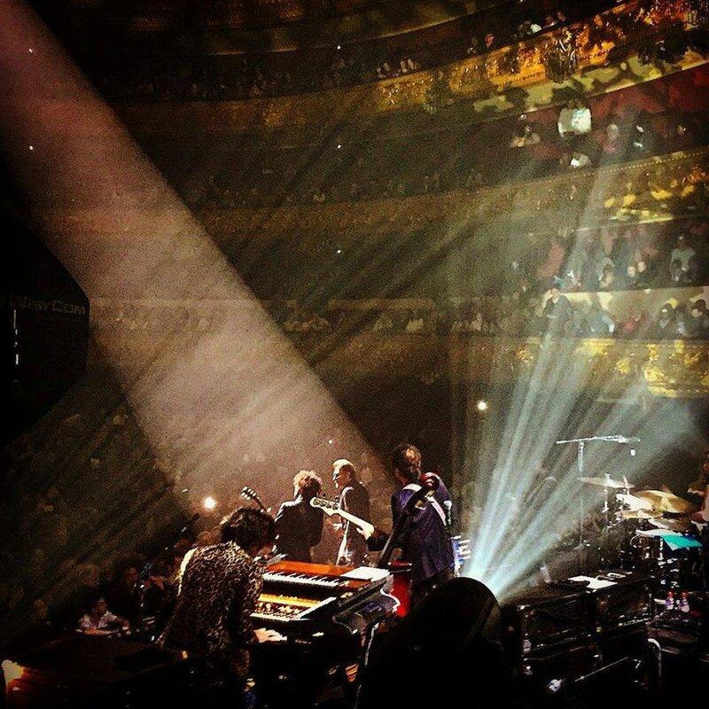 le 08 mars 2016 Rester Vivant Tour au Gran Theatre del Liceu de Barcelone (22)