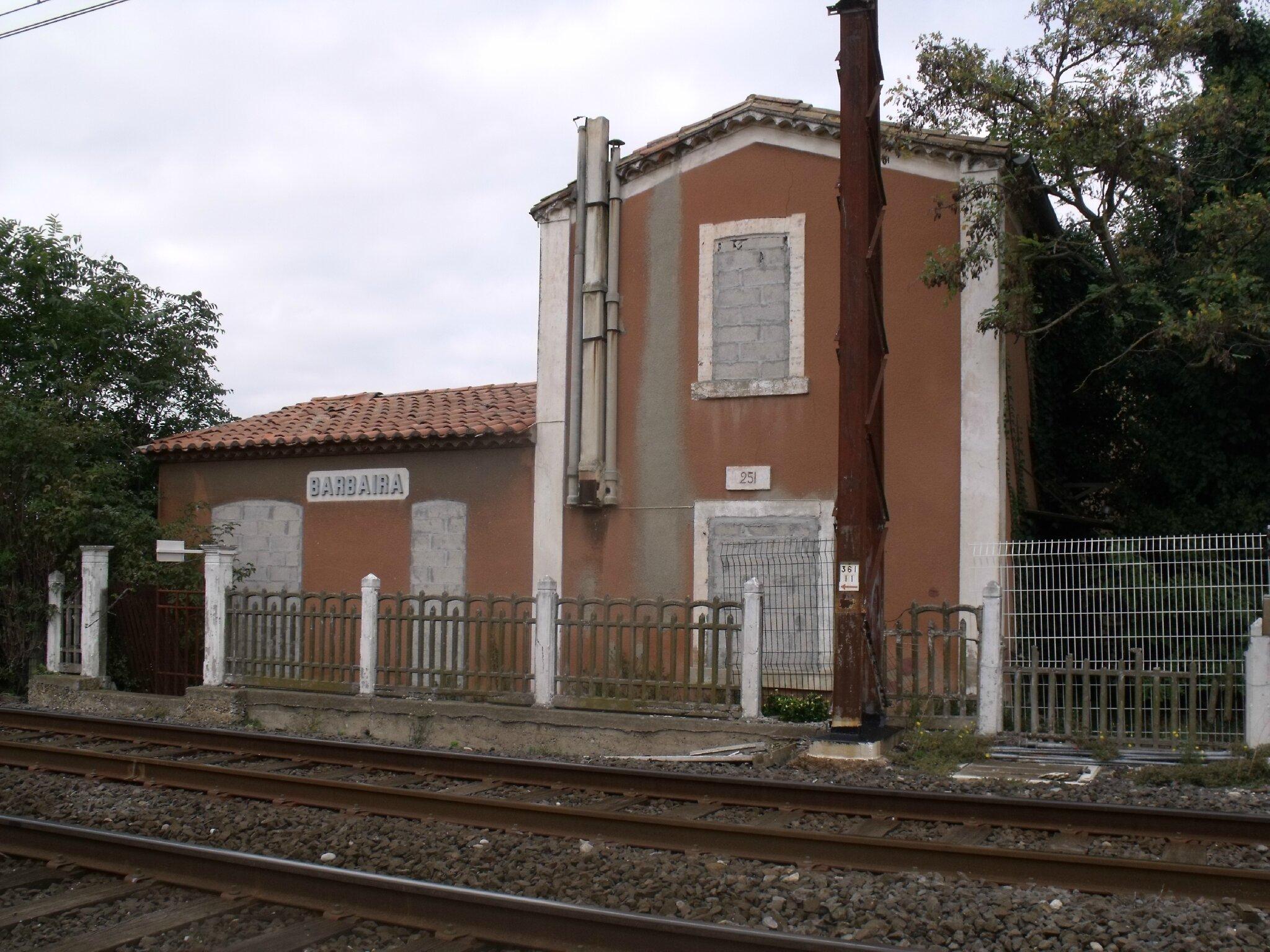 Barbaira (Aude - 11)