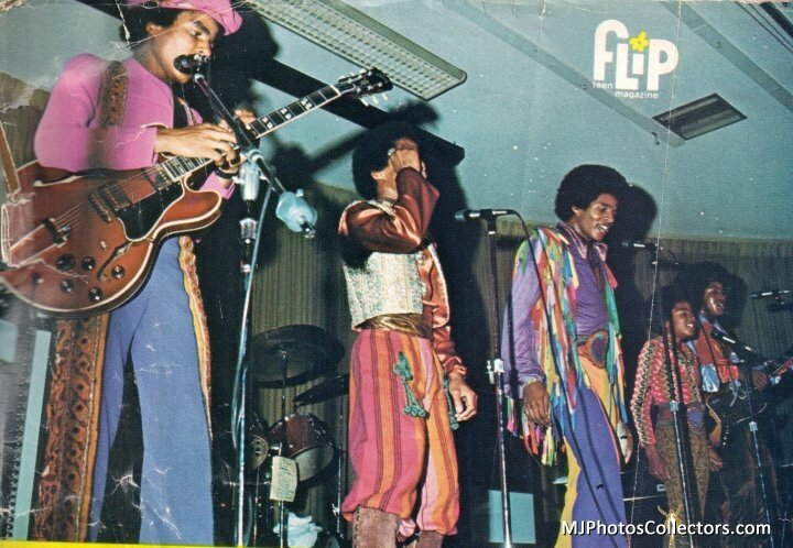 1971 Foundation For The Junior Blind The Jacksons (7)