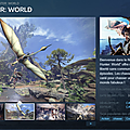 Mh world steam