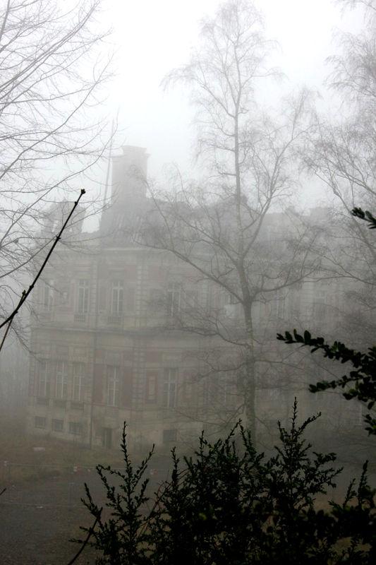 Chateau abandonné Brume_7714