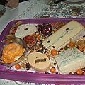 Idee de presentation d'un plateau de fromage #5