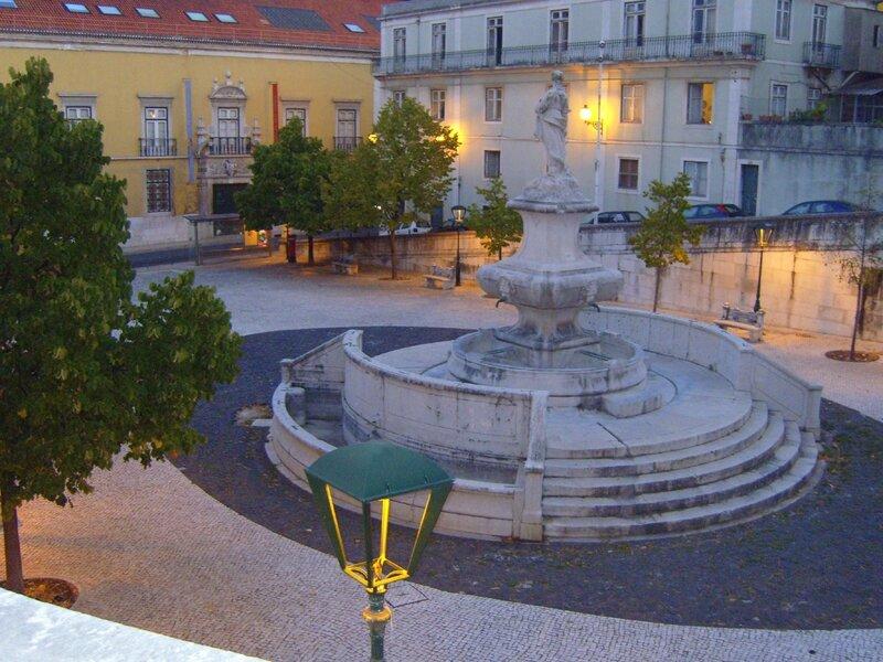 Non loin de la rua Olival - Lisbonne