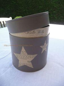 Boite étoile n° 1 - Ht 15xDiam 14 - 32,00 euros (2)copie