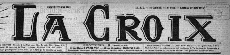 1911 le 27 mai Germaine Queffelec F Treguennec_1