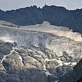 Les rides de la terre, glacier de la muande