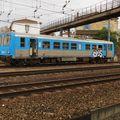 X 2250 garé en l'état au dépôt de Bordeaux