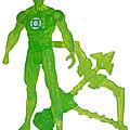 Max Charge Hal Jordan