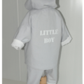 Ensemble little boy de dos