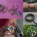 Bracelets en pagaille