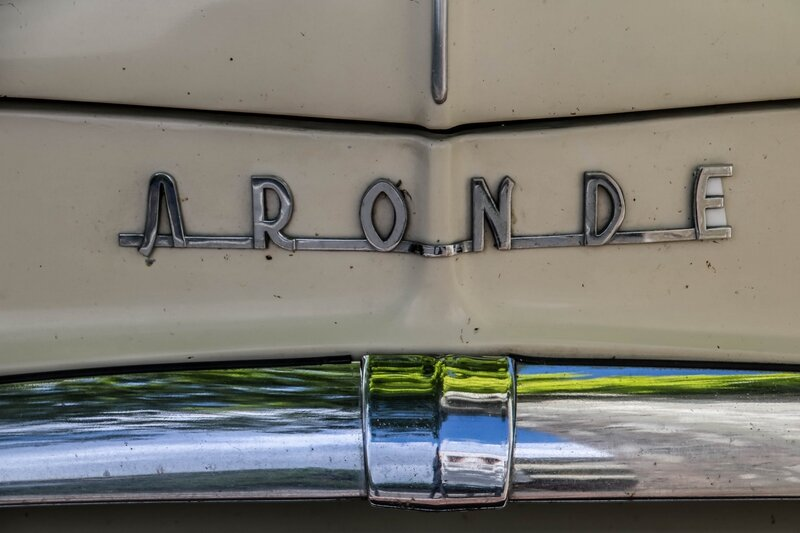 Simca Aronde Grand Large