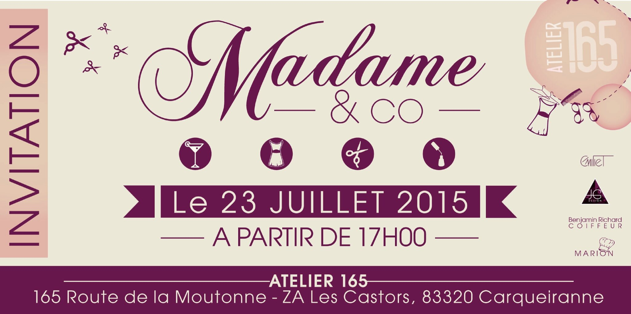 INVITATION_MADAME&CO