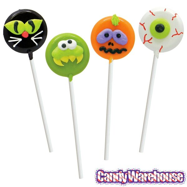 Candy Pops Halloween