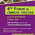 Forum emplois viticoles