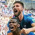 Angleterre, belgique, croatie, france... a qui la coupe ?