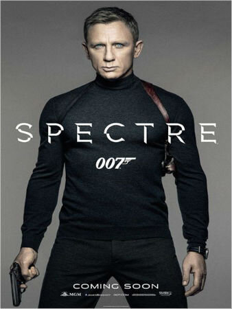 Spectre - james bond 24
