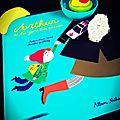 Arthur et les gens très pressés- nadine brun-cosme et aurélie guillerey
