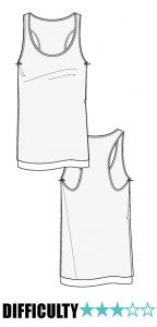 Ralph Pink - Veiled Vest
