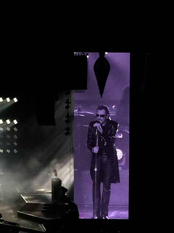 le 12 mars 2016 concert Rester Vivant Tour au Zénith de Toulouse (3)