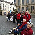 Manifestation Blendi/Blendon Place Foch