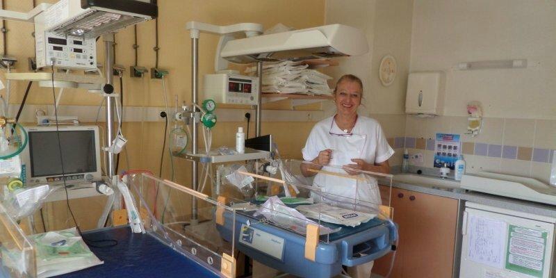 Lesparre les mamans reviennent à la maternité