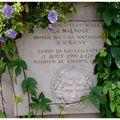 9 fontaine de la Malnoue