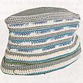 Les accessoires au crochet #20 : bonnet