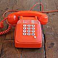 1 téléphone orange socotel