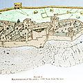 Siège du château de nottingham, par richard coeur de lion en 1194.