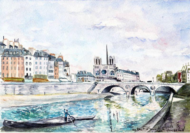 26 La Seine et Notre-Dame