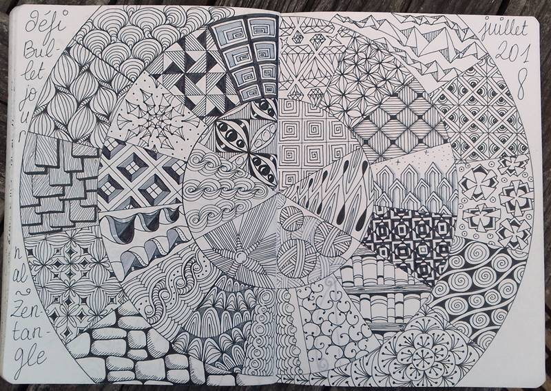 zentangle defi 2018 07
