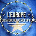 Chaos à venir... crise migratoire, outil pour déstabiliser l'europe (ce n'est que le début)