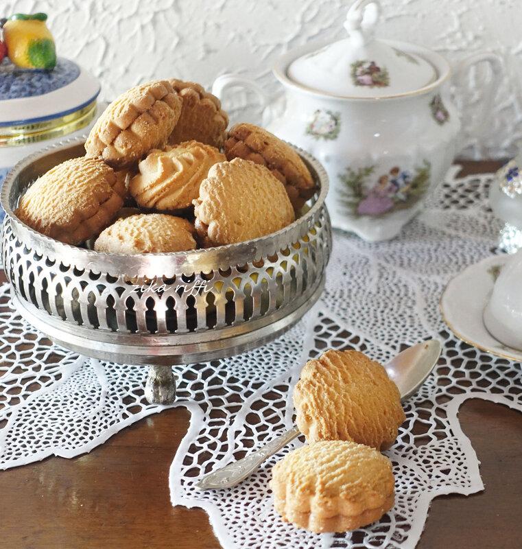 biscuits beurre et sirop vanille 2