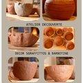 Ateliers decouverte de la poterie itinerante -