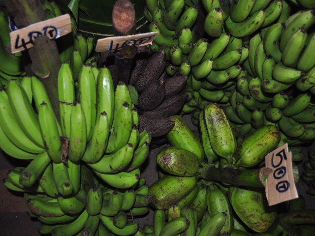 Bananes (duh)