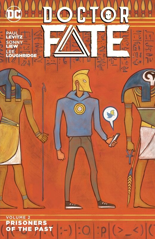 new 52 doctor fate vol 2 prisoners of the past TP