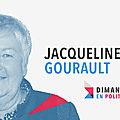 Dimanche en politique sur france 3 n°89 : jacqueline gourault