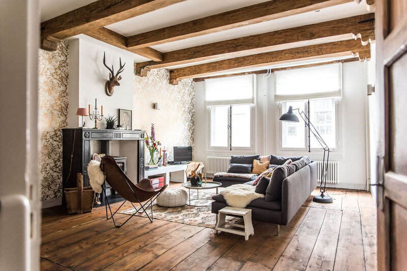 A romantic vintage apartment styling by Copparstad photos by Spinnell (14)