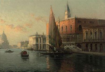 antoine_bouvard_vessels_before_the_doges_palace_at_dusk_d5365587h