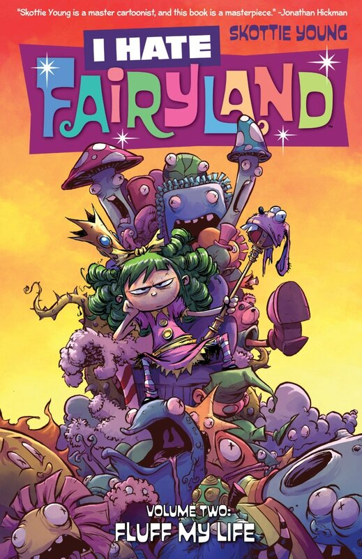 i hate fairyland vol 2 fluff my life TP