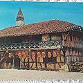St Trivier de Courtes -ferme bressane