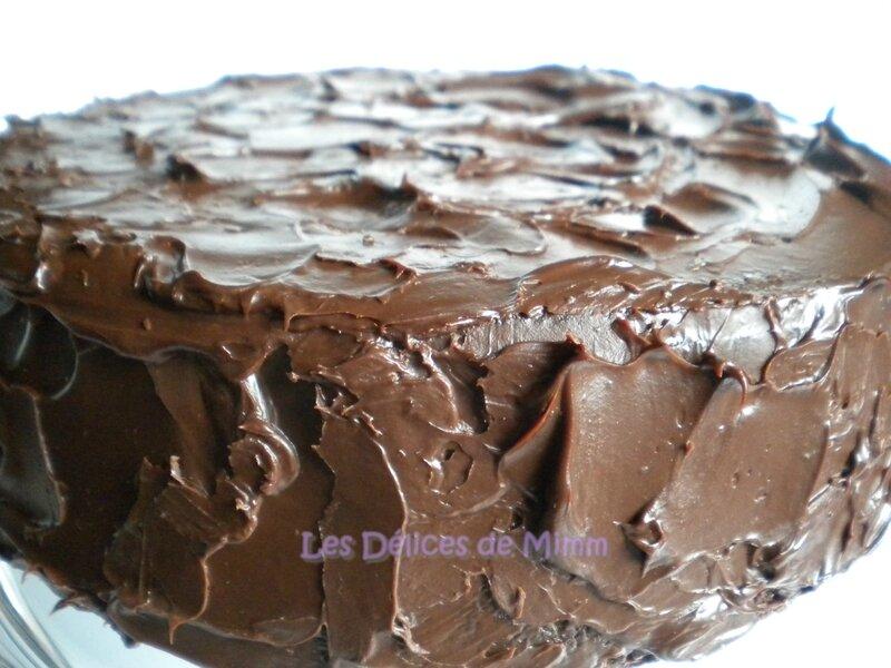 Gâteau fondant au chocolat de Donna Hay 2